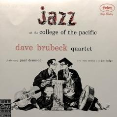 Dave Brubeck (Дэйв Брубек): Jazz At The College Of The Pacific