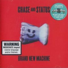 Chase & Status (Чейз энд статус): Brand New Machine