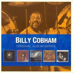 Billy Cobham (Билли Кобэм): Original Album Series
