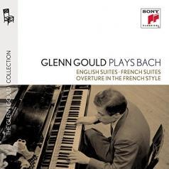 Glenn Gould (Гленн Гульд): English Suites, Bwv806-811. French Suites, Bwv812-817. French Overture, Bwv831