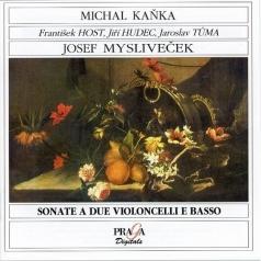 Josef Myslivecek: Myslivecek / Sonates Pour 2 Violoncelles