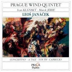 Leos Janacek (Леош Яначек): Janacek / Concertino Pour Piano