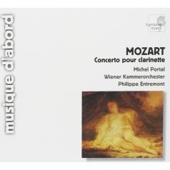 Michel Portal (Мишель Порталь): Mozart / Concerto Pour Clarinette