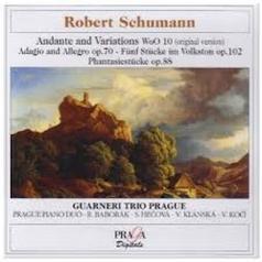 Guarneri Trio Prague (Гуарнети Трио Прага): Schumann / Musique De Chambre