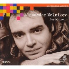 Alexander Melnikov: Scriabin, A. /Piano Sonatas Nos.2, 3, 9. Preludes