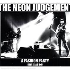 Neon Judgement: Maq Neon Judgement / A Fashion Party
