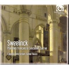 Daniel Reuss: Sweelinck J. P.(1562-1621)/Psaumes Francais & Canciones Sacrae/Cappella Amsterdam/Daniel Reuss