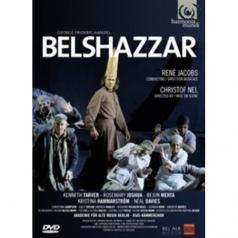 Handel: Belshazzar/Rene Jacobs