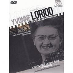 unknown: Yvonne Loriod & Olivier Messiaen : Pianist & Teacher