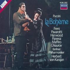 Herbert von Karajan (Герберт фон Караян): Puccini: La Boheme