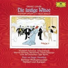 Herbert von Karajan (Герберт фон Караян): Lehar: Die Lustige Witwe