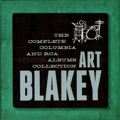 Art Blakey (Арт Блейки): The Complete Columbia & Rca Albums Collection