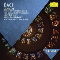 Monteverdi Choir (Клаудио Монтеверди): Bach Cantatas
