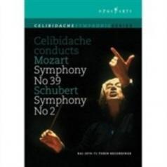 Mozart & Schubert: Celibidache
