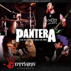 Pantera (Пантера): Live At Dynamo Open Air 1998