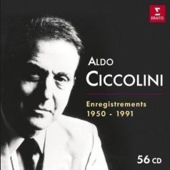 Aldo Ciccolini (Альдо Чикколини): Complete Emi Recordings