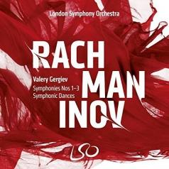 Nikolaj Znaider (Николай Цнайдер): RACHMANINOV Symphonies Nos 1 — 3 | Symphonic Dances
