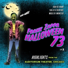 Frank Zappa (Фрэнк Заппа): Halloween 73