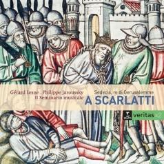 Gerard Lesne (ЖерарЛен): Sedecia, Re Di Gerusalemme