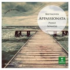 "Maria Joao Pires (Мария Жуан Пиреш): ""Appassionata"" - Piano Sonatas"