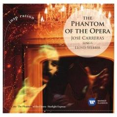 José Carreras (Хосе Каррерас): Phantom Of The Opera - Jose Carreras Sings Lloyd Webber