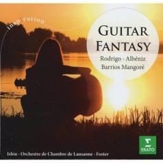 Sharon Isbin (Шерон Айсбин): Guitar Fantasy