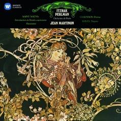 Itzhak Perlman (Ицхак Перлман): Saint-Saens, Chausson, Ravel - Martinon/Orchestre De Paris