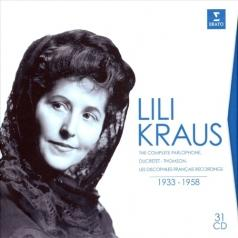 Lili Kraus (Лили Краус): Great Recordings