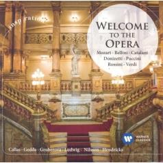 Maria Callas (Мария Каллас): Welcome To The Opera