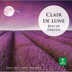 Aimard Lombard: Best Of Debussy: Clair De Lune