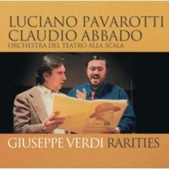 Pavarotti (Лучано Паваротти): Verdi Rarities