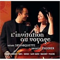 Henri Demarquette (Генри Демаркет): L'Invitation Au Voyage