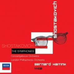 Bernard Haitink (Бернард Хайтинк): Shostakovich: The Symphonies