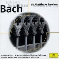 J.S. Bach: St. Matthew Passion, Choruses and Arias