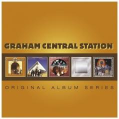 Graham Central Station (Грахам централ стейшн): Original Album Series