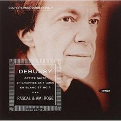 Pascal Rogé (Паскаль Роже): Debussy: Piano Music, Vol. 5