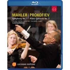 Lucerne Festival Orchestra (Оркестр Люцернского фестиваля): Lucerne Fest / Mahler Sym 1/ Prokofiev Piano Cto 3