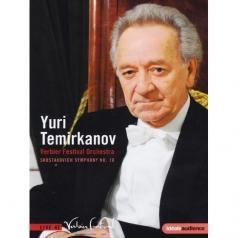 Dmitry Shostakovich: Verbier Festival - Yuri Temirkanov Conducts Shostakovich Symphony No. 10
