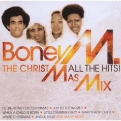 Boney M. (Бонни Эм): The Christmas Mix