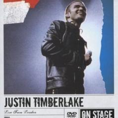 Justin Timberlake (Джастин Тимберлейк): Live From London