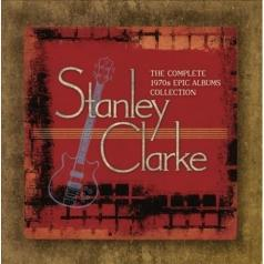 Stanley Clarke (Стэнли Кларк): The Complete 1970S Epic Albums Collectio