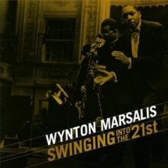 Wynton Marsalis (Уинтон Марсалис): Swingin' Into The 21St
