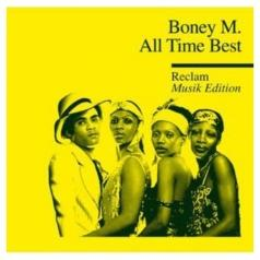 Boney M. (Бонни Эм): All Time Best - Reclam Musik Edition