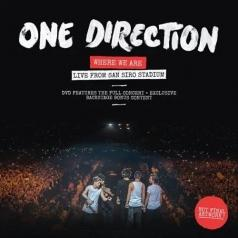 One Direction (Оне Директион): Where We Are - Live From San Siro Stadium