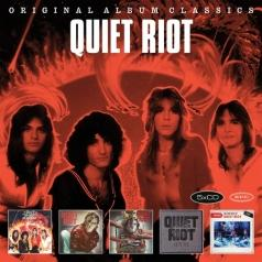 Quiet Riot (Квайет Райот): Original Album Classics
