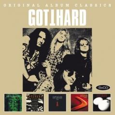 Gotthard (Готтхард): Original Album Classics