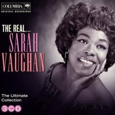 Sarah Vaughan (Сара Вон): The Real... Sarah Vaughan