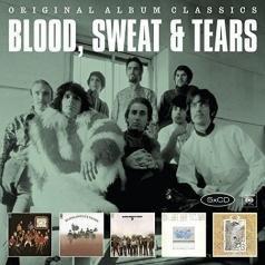 Sweat & Tears Blood Blood: Original Album Collection