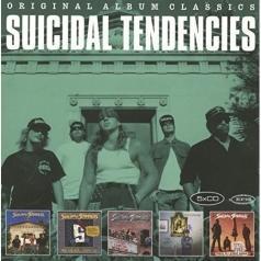 Suicidal Tendencies: Original Album Collection