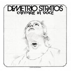 Demetrio Stratos (Деметрио Стратос): Cantare La Voce